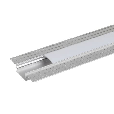 aluminium extrusions for led lighting plaster in wall profile led aluminium extrusion