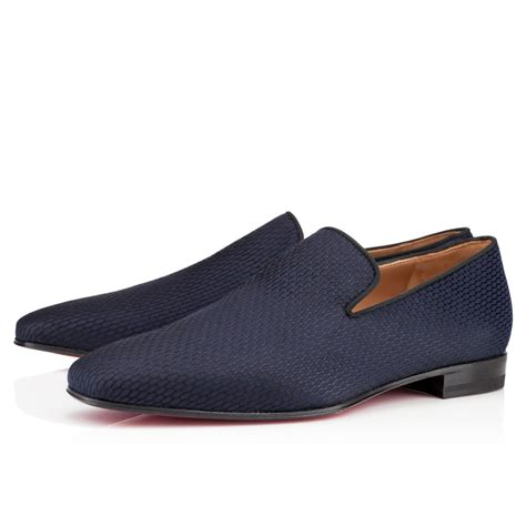 christian louboutin mens loafers christian louboutin dandy loafers navy loafers 190