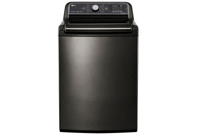 Lg Top Loading Washer T2350vsam lg black stainless steel top loading washer wt7600hka