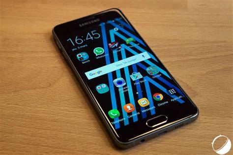 Baterai Tewe Samsung A3 2016 test samsung galaxy a3 2016 notre avis complet smartphones frandroid