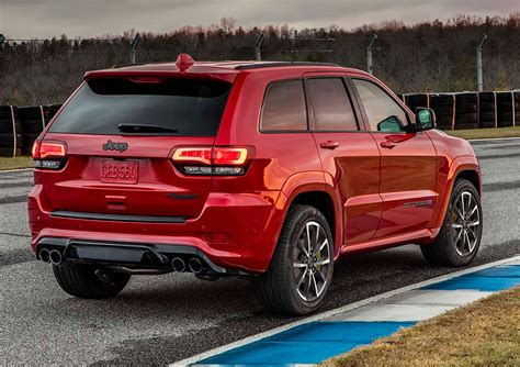 Jeep Grand Official Site Jeep Grand Trackhawk The Awesomer