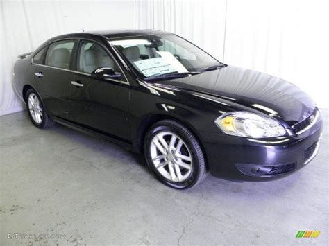 2012 impala ltz 2012 black granite metallic chevrolet impala ltz 62508069
