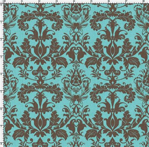 blue and brown walls blue damask design www imgkid com the image kid has it