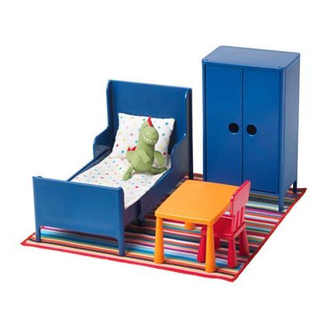 Puppenmobel Ikea huset puppenm 246 bel schlafzimmer ikea