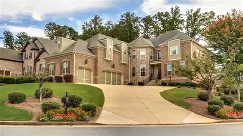 6 bedroom custom upgrades marietta ga home for sale
