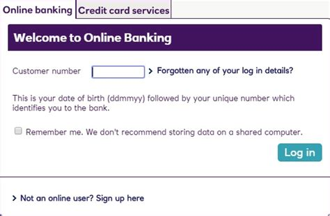toyota bank login natwest personal banking new to online banking autos post