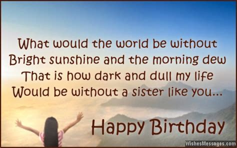 beautiful message for birthday wishes for quotes and messages