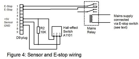 emergency stop on wiring diagram get free image about