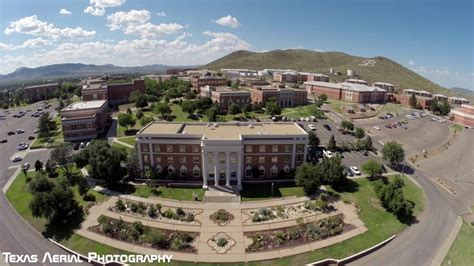 Sul Ross State Mba Tuition by Sul Ross State Aerial Tour