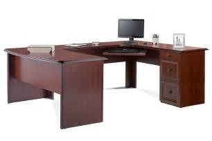 u shaped computer desk new logan u shape computer desk ebay