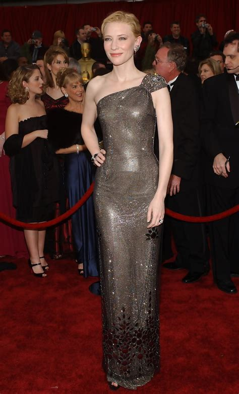 Who Had The Best Carpet Style Of 2007 by Cate Blanchett 2007 The Best Oscar Gowns Of The Decade