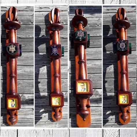 omega psi phi ceremonial mace jerome lumberjocks