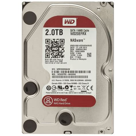 Wdc 2tb 3 5 Wd20efrx western digital 2tb 3 5 quot drive wd20efrx wd20efrx centre best pc