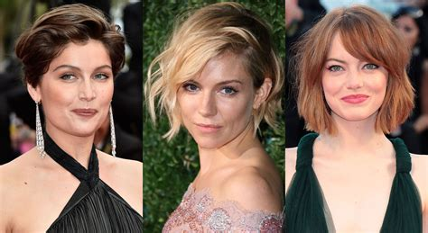 Hairstyles For Hair In 2016 Plate Usa by 15 Who Ve Dared To Cut Their Hair