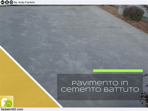pavimento in battuto di cemento pavimenti in cemento per interni e per esterni