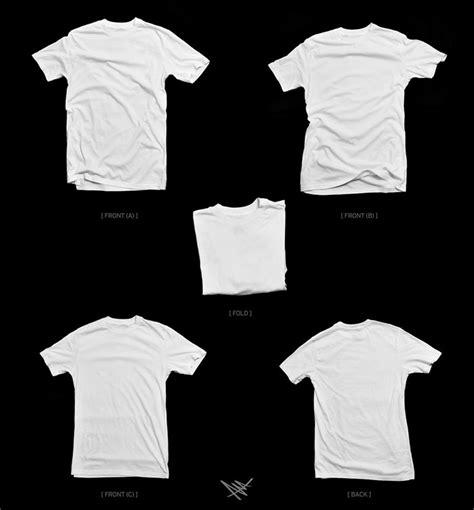 templates de camiseta para edi 231 227 o no photoshop tutoriart