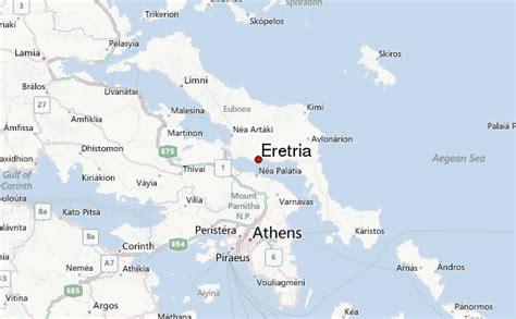 Weather Forecast Evia Greece by Eretria Location Guide