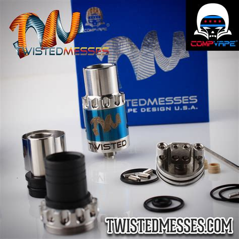 Twisted Messes 24 Black Gold Auten 1 Twisted Messes Rda Twisted Messes