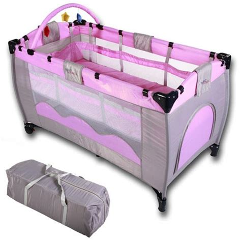 portable baby bed travel infantastic baby bed travel cot portable child nursery