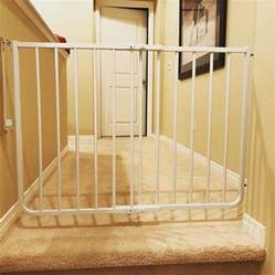 Best Baby Gate For Top Of Stairs With Banister by Child Safety Gate For Top Of Stairs Baby Safe Homes
