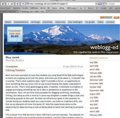 blogger exles blogs