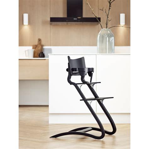 chaise haute leander chaise haute leander h 234 tre noir chaises