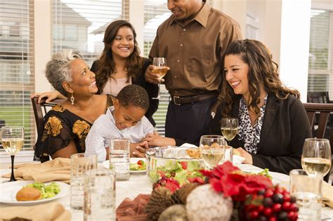 large family christmas party ideas stress tips how to stay healthy and happy this season alliance healthcare