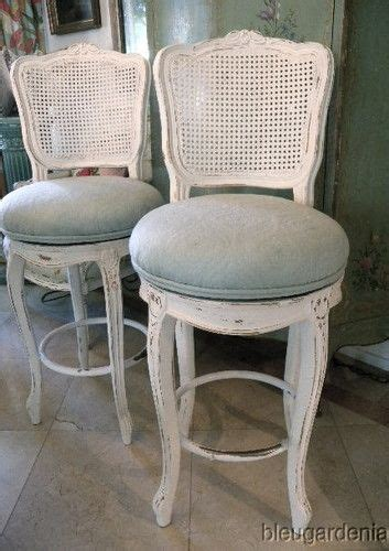 shabby chic bar stools love in future pinterest