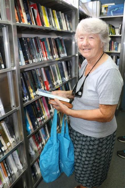 book rolls in during tweed heads library upgrade
