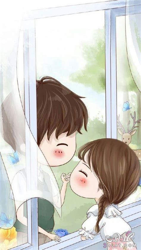 anime couple terpisah صور انمى رومانسية صور انميشن كيوت صور انمى حب صور انمى