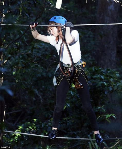 elon musk zipwire amber heard and new boyfriend elon musk go ziplining