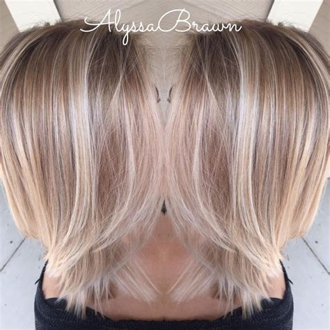 hair color combinations to color and highlight for women over 50 bright blonde balayage cool blonde ice queen summer
