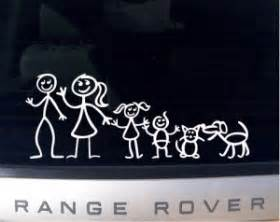 Family Stickers 04 not a bumper sticker tiffini johnson