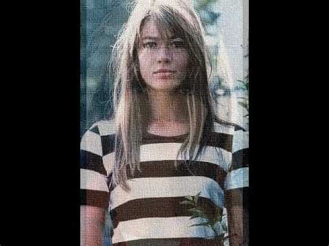 francoise hardy youtube mix fran 231 oise hardy dis lui non say it now french english