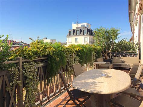 arredare terrazzo piante arredare il terrazzo con le piante living corriere con