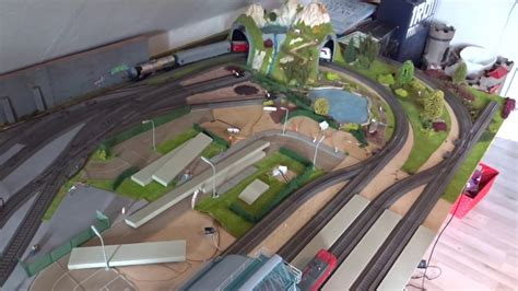 youtube h0 layout new update m 228 rklin layout update 3 2017 ac h0 scale