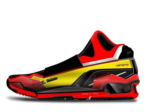 lamborghini veneno concept shoes by objclothing by