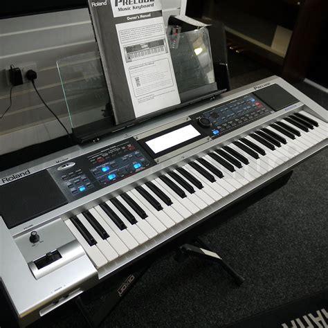 Keyboard Roland Second roland prelude arranger keyboard 2nd rich tone