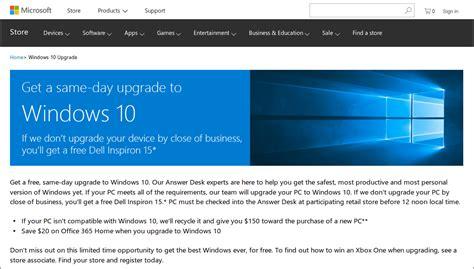 windows challenge windows 10 upgrade challenge tech economy
