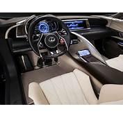 LF LC  Lexus
