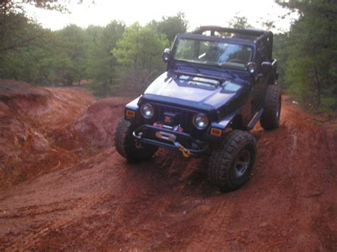 Lifted 1998 Jeep Camroboci 1998 Jeep Sport Lifted