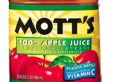 Apple Juice Aufkleber by Sneaky Labels Mott S Apple Juice 50 Water For Full Price