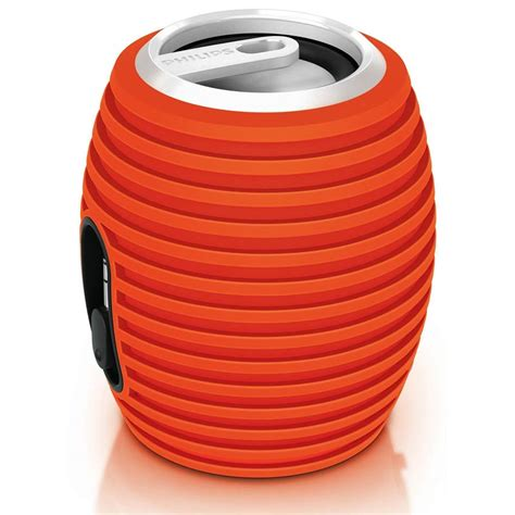 Speaker Mini Philips philips sba3010 37 soundshooter portable speaker orange mp3 players accessories