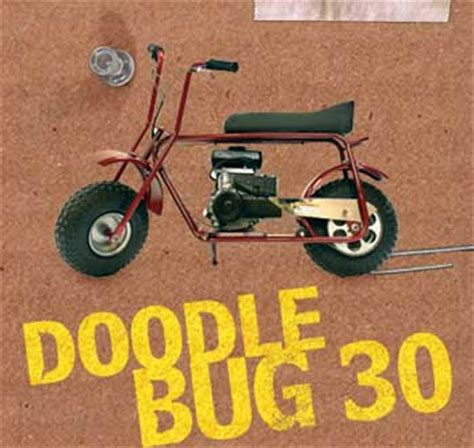doodlebug mini bike manual thread new dirt bug owner motorcycle review and galleries