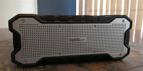 Crdc S203a Wireless Bluetooth Speaker Waterproof Ip65 crdc cr dcs203a outdoor wireless speaker review a rugged speaker with great sound quality