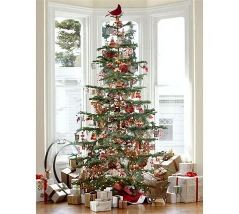 artificial silvertip christmas trees for sale twelve days of ornament set pottery barn