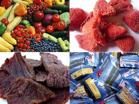 freeze dried treats dehydrated and freeze dried food the real everyday prepper