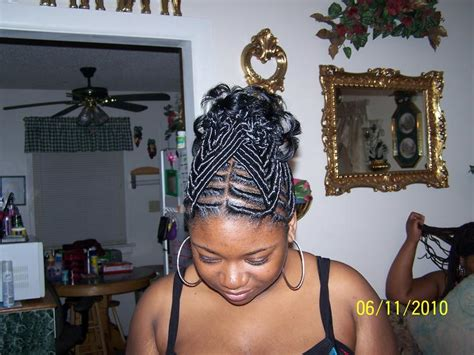 double swoop cornrows styles photo gallery
