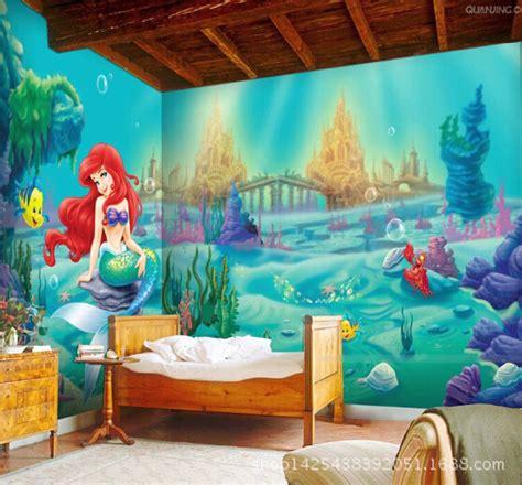 mermaid wallpaper bedroom children s room bedroom wallpaper murals wallpaper