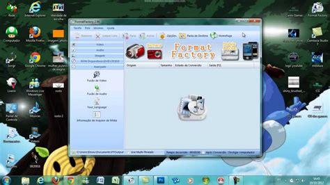 format factory juntar videos como juntar videos no format factory em 2 minutos youtube